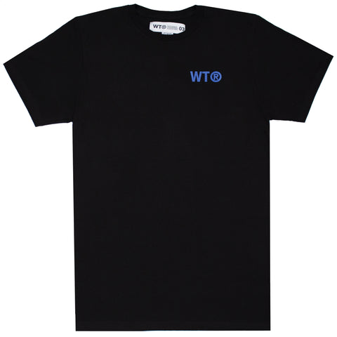 WORKING TITLE | Camiseta Preta WTR018