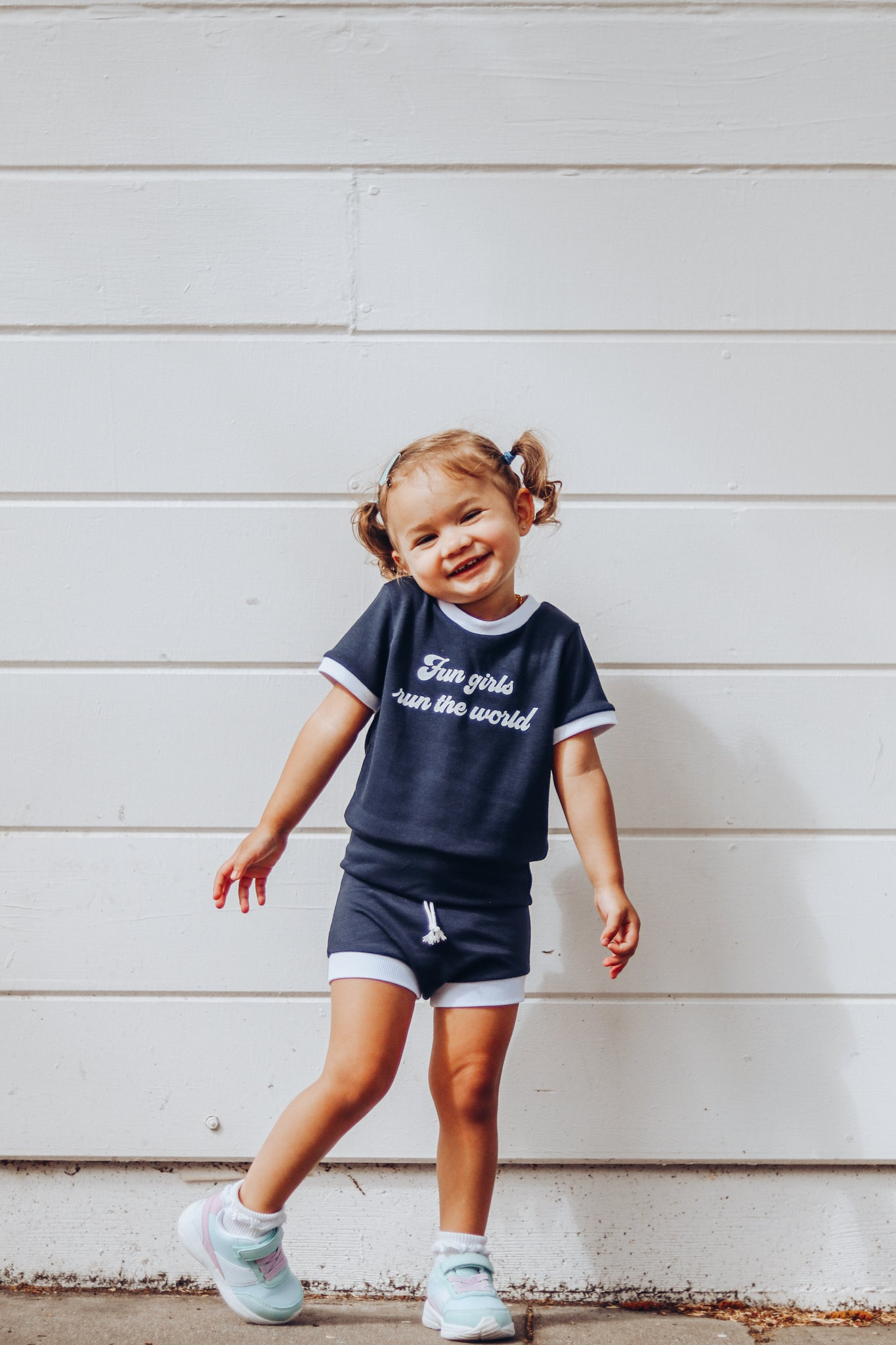 Mila James kids style