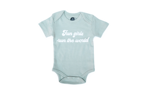 Fun Girls Run The World - Onesie