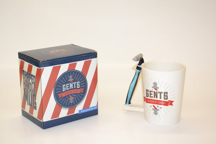 Gents Barber Shop Mug