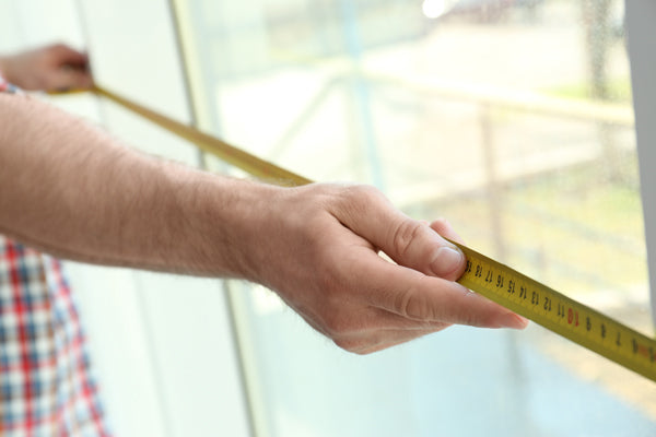 How to Measure Your Windows for Screens