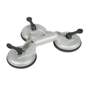 Suction Lifter - 3 Cup, Lever Style (Bohle 'Veribor')