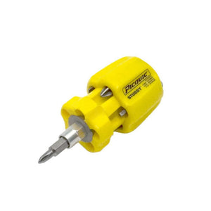 Multi-Screwdriver Stubby - Picquic