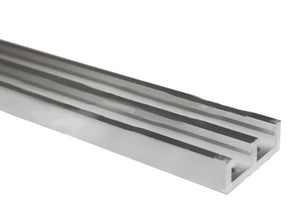 Kawneer Head Track for 1040 Series - 12' Mall Door