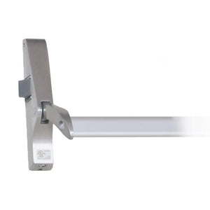 Cross Bar Panic Exit Device - Aluminum - Right