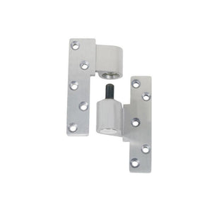 "Commercial Door Aluminum 3/4"" Offset Intermediate Pivot - Right"