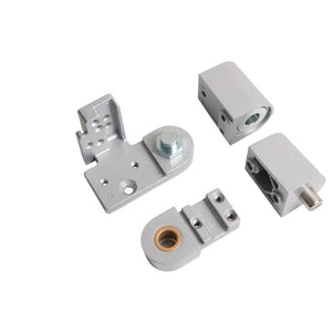 Kawneer Commercial Door Pivot Set - Left - Aluminum