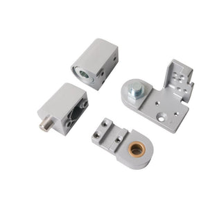Kawneer Commercial Door Pivot Set - Right - Aluminum