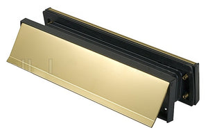 Mail Slot - Brass Plated