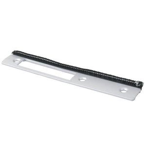 Maximum Security Face Plate - Aluminum - Right