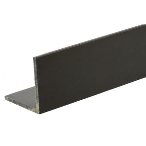 L-Angle - 1'' x 1'' - Medium Bronze Anodized
