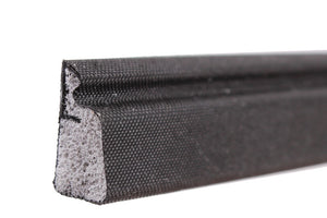 Window Foam Weatherstripping Kerf Foam-Tite - Black