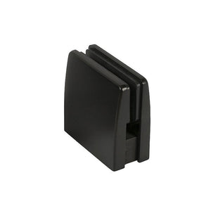 Glass Square Top Clamps - Oil-Rubbed Bronze