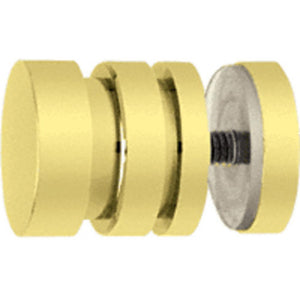 Contemporary Style Single-Sided Knob