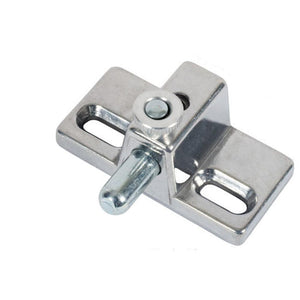 Security Slide Bolt Patio Door Lock - Aluminum