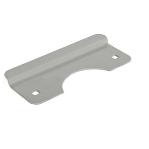 Security Latch Shield for Outswinging Doors