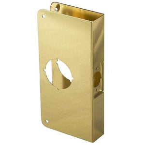 "Security Lock Reinforcer for 1-3/8"" Door"