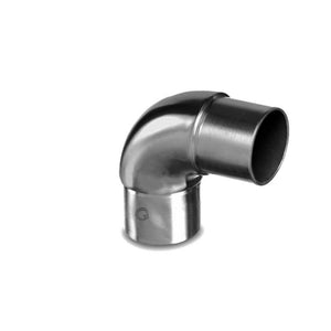 "Round Profile Handrail 90-degree Rounded Corner Connection (2"" Diameter)"