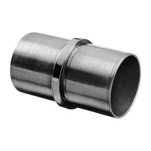 "Round Profile Handrail 180-degree Coupler (2"" Diameter)"