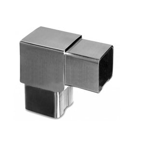 Square Line 90 Degree Connector