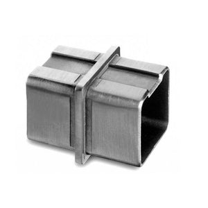 Square Line 180 Degree Connector