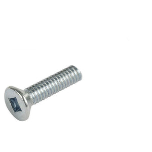 Flat Head 8-32 Thread Steel Machine Screws 1-1/4'' Length - Package of 100