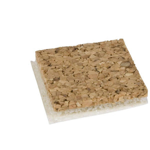 Shipping Pads (Cork w/ Sticky Foam Backing) (3/16'') (21500 Pads)