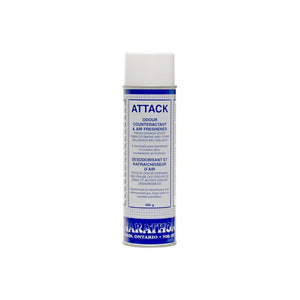 Attack Odour Counteractant & Air Freshener