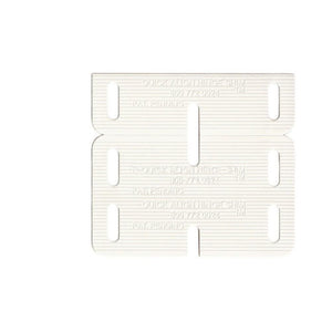 "EZ Shim 3-1/2"" Hinge Shims - Package of 18"