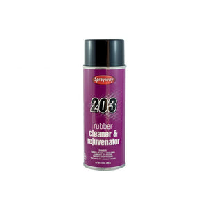 Sprayway Rubber Cleaner & Rejuvenator