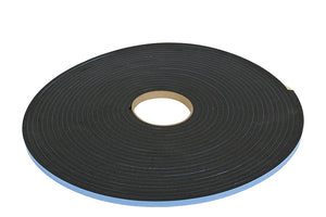 "High Density 1/4"" x 3/8"" Foam Tape"