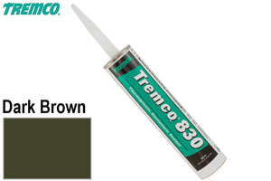 Tremco 830 - Dark Brown