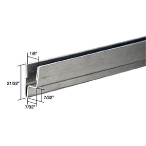 "Storm Window Frame with 1/8"" Channel"