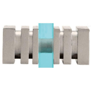 Shower Door Square Back-to-Back Style Knobs