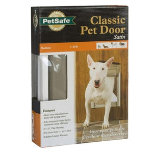 Deluxe Series Pet Door For Dogs Up To 40 lbs.