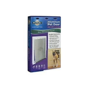 Deluxe Series Pet Door For Dogs Up To 100 lbs.