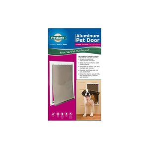 Deluxe Series Pet Door For Dogs Up To 200 lbs.