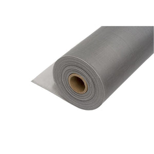 "New York Wire | ADFORS - Bright Aluminum 72"" Screen Wire - 100' Roll"