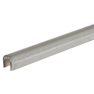 Sliding Glass Patio Door Small Bulb Sill Track Cover - 6'