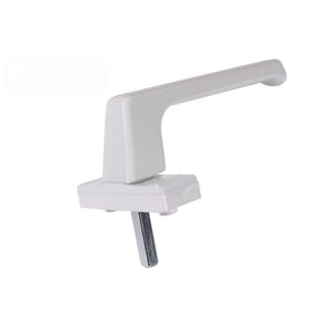 Ferco Patio Door Turn Handle White