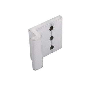 "Sliding Glass Door 1-3/4"" Fixed Panel Holder for Solaris Doors"