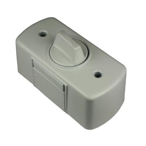 "Storm Door Deadbolt with 1-3/4"" Screw Holes"