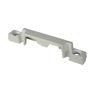 "Truth Hardware Keeper for ""Trimline"" Cam Lock with 2-1/16"" Screw Holes"