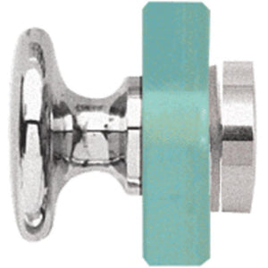 Shower Door Traditional Style Single-Sided Knob