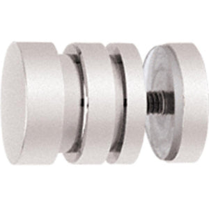 Shower Door Contemporary Style Single-Sided Knob