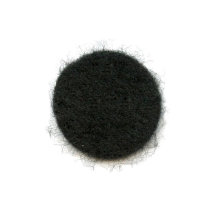 "Mirror 3/4"" Diameter Felt Washers"