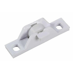 "Sliding Window 7/16"" Flat Nylon Roller"