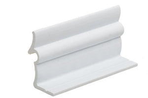 "Fixed 3"" Length Panel Holder - White"
