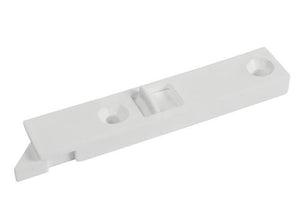 "Sliding Window 3-1/2"" White Tilt Latch - Left"