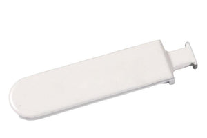 Slide In T-Pivot Bar - White